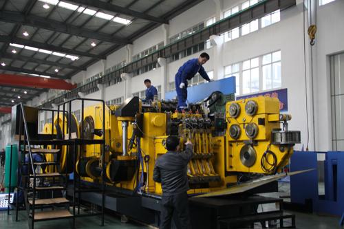 宁波海星机械制造有限公司图片